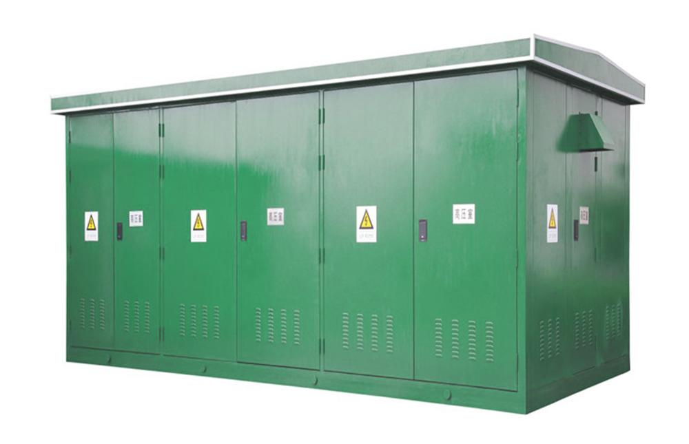 不锈钢板材欧式箱式变电站